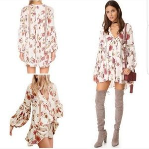 Free People Just the Two Us Tunic Size XS